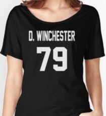 Supernatural Jersey (Dean Winchester) Women's Relaxed Fit T-Shirt