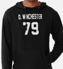 Sudadera con capucha ligera Jersey sobrenatural (Dean Winchester)