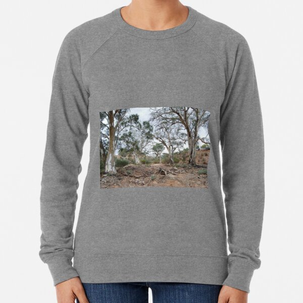 Majestic River Redgums - Flinders Ranges Lightweight Sweatshirt