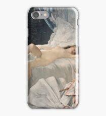 Henri Gervex - Rolla iPhone Case/Skin