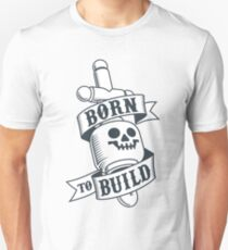 Master Builders only - clear Slim Fit T-Shirt