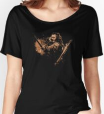 BARD THE BOWMAN Women's Relaxed Fit T-Shirt