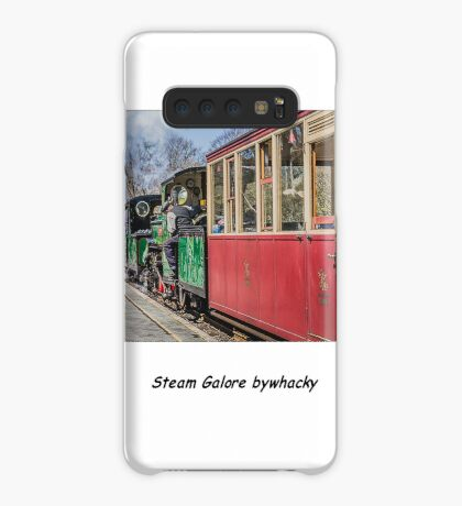Steam Galore ! Case/Skin for Samsung Galaxy