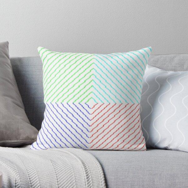 rombus Throw Pillow