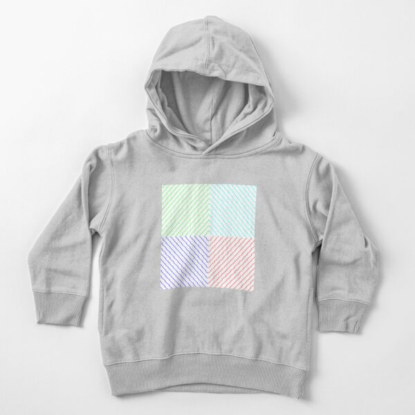 rombus Toddler Pullover Hoodie