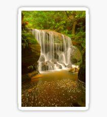 Leura Waterfall Sticker