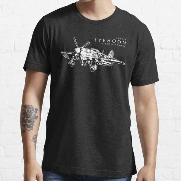 Hawker Typhoon Fighter-bomber Essential T-Shirt