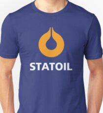 STATOIL RACING LUBRICANT Unisex T-Shirt