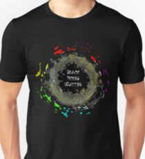 Black Holes Matter Unisex T-Shirt