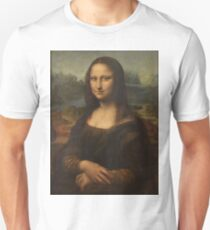Leonardo Da Vinci - Mona Lisa T-Shirt