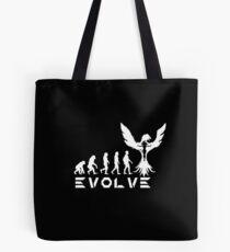 Evolution of X-Man - Phoenix Tote Bag