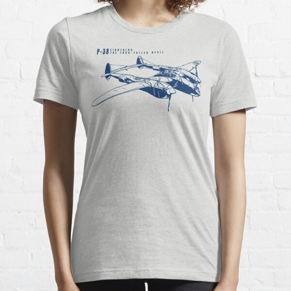 P-38 Lightning Essential T-Shirt