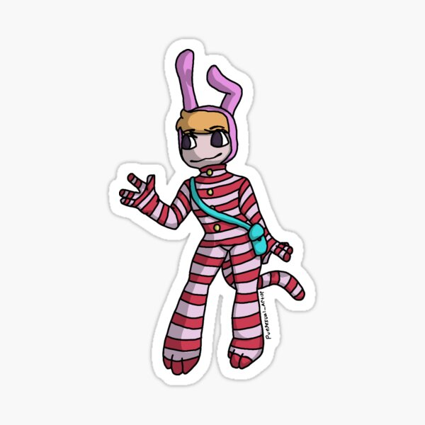 Popee The Performer  Sticker