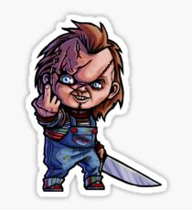 The Killer Doll Sticker