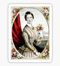 Eliza Jane - 1847 - Currier & Ives Sticker
