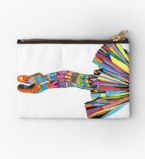 Happy Ballerina Studio Pouch