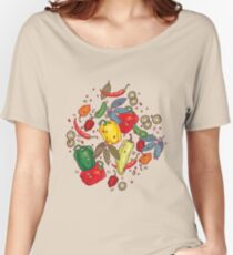 Hot & spicy! Women's Relaxed Fit T-Shirt
