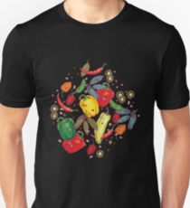 Hot & spicy! Unisex T-Shirt