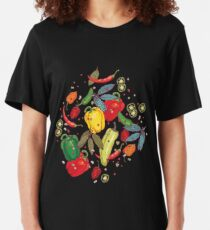 Hot & spicy! Slim Fit T-Shirt