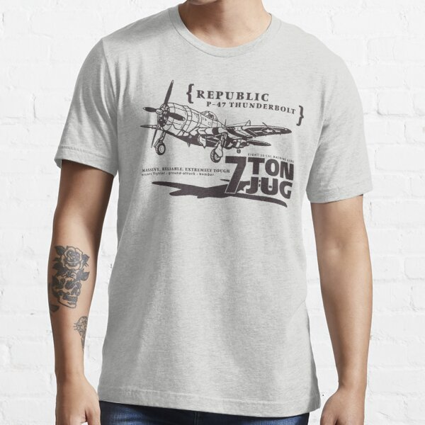 P-47 Thunderbolt Essential T-Shirt