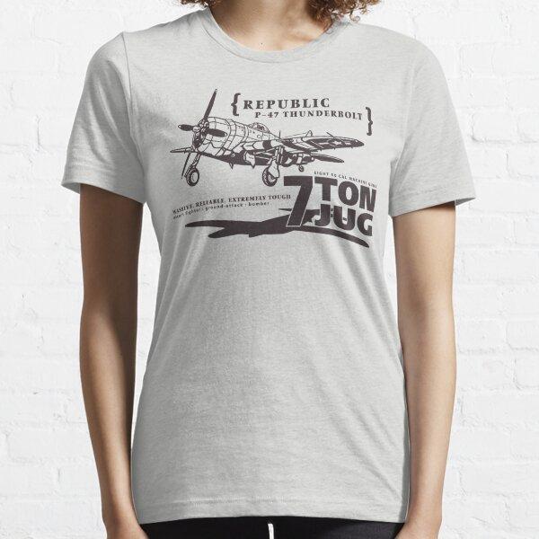 P-47 Thunderbolt Essential T-Shirt