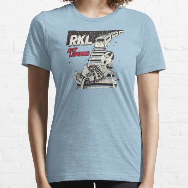 RKL Keep Laughing Essential T-Shirt