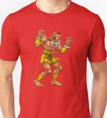 Dhalsim - indian fighter T-Shirt