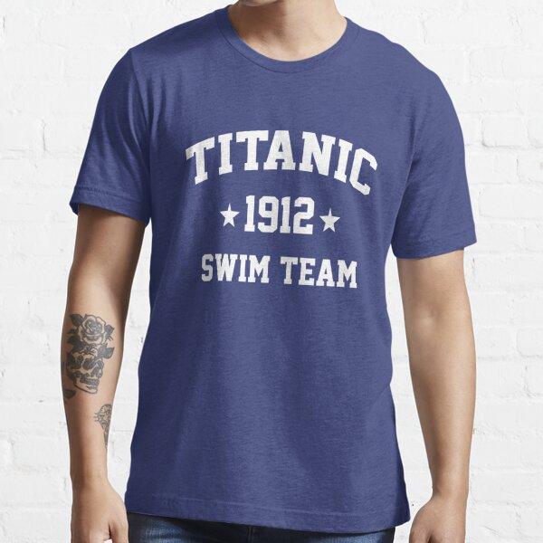 Équipe de natation Titanic T-shirt essentiel