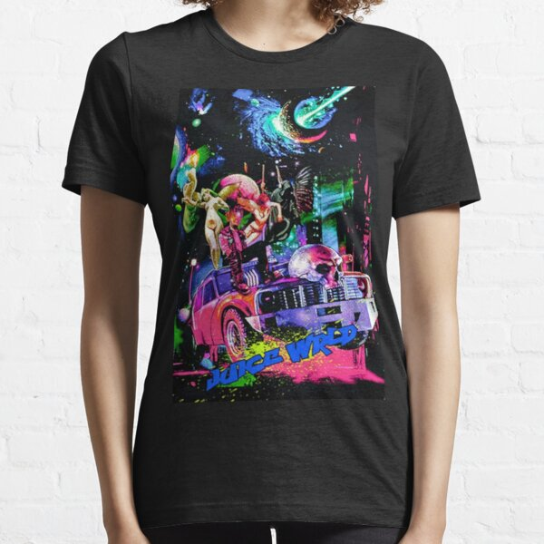 Pink Juice Car Planets Essential T-Shirt