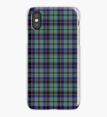 Clan Stevenson Tartan iPhone Case/Skin