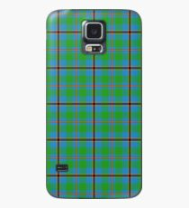 Clan Snodgrass Tartan Case/Skin for Samsung Galaxy