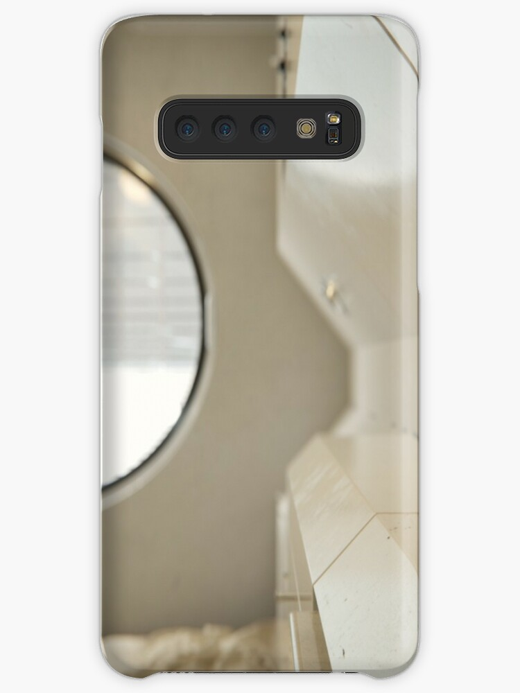 'Nakagin Capsule Tower Interior' Case/Skin for Samsung Galaxy by BBB3viz
