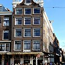 Amsterdam on a sunny February Sunday by jchanders