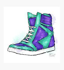 High Top Photographic Print