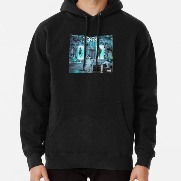 M Huncho x Nafe Smallz: DNA Official Merchandise Pullover Hoodie