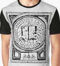 Masonic Exlibris Graphic T-Shirt