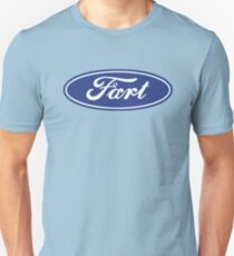 Ford Fart Unisex T-Shirt