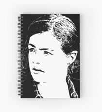 The Walking Dead: Tara Spiral Notebook