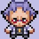 Charon Overworld Sprite by fourfourfour