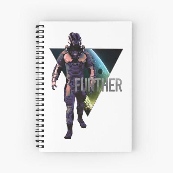 FURTHER Spiral Notebook