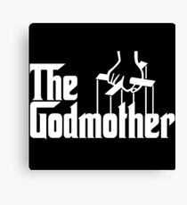 The God Mother Canvas Print