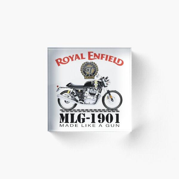 Royal Enfield Continental GT 650 Acrylic Block