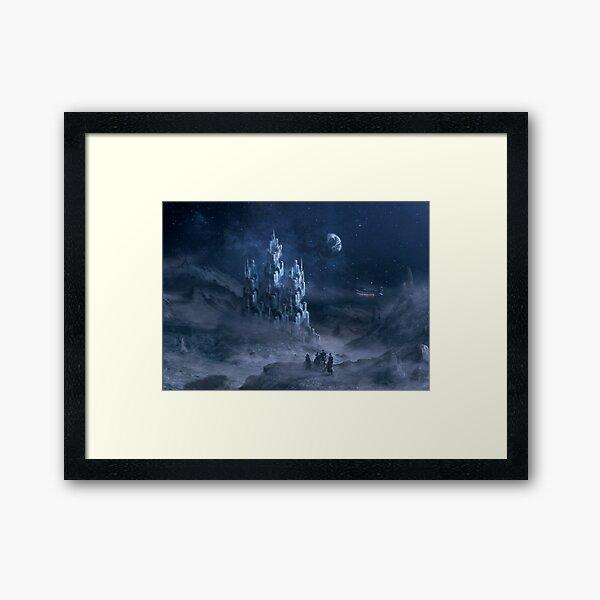 Crystal Palace (Only 35 prints!) Framed Art Print