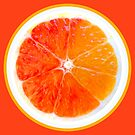 Blood Orange by ©The Creative  Minds