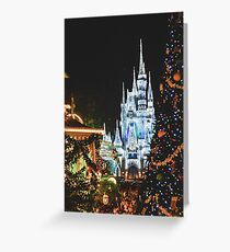 Christmas at the Kingdom Greeting Card