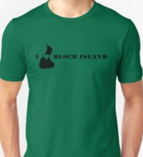 I Heart Block Island T-Shirt