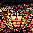 Etch Stained Glass Fantasy by Katagram