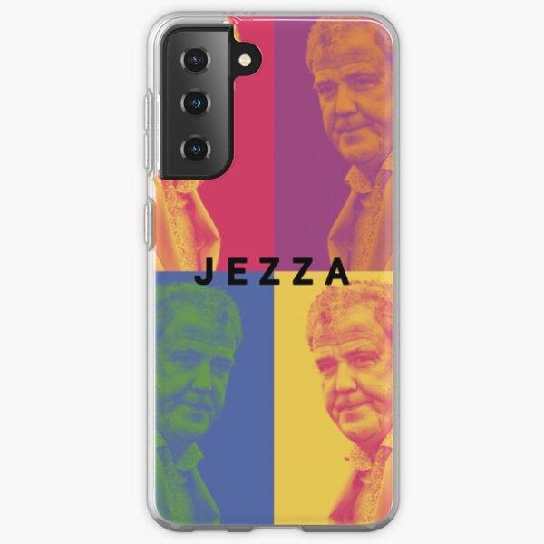 Jeremy Clarkson Pop Art  Samsung Galaxy Soft Case