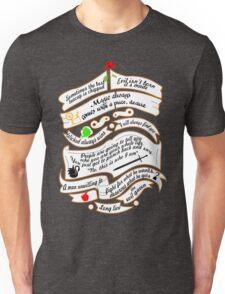 OUAT quotes. Unisex T-Shirt