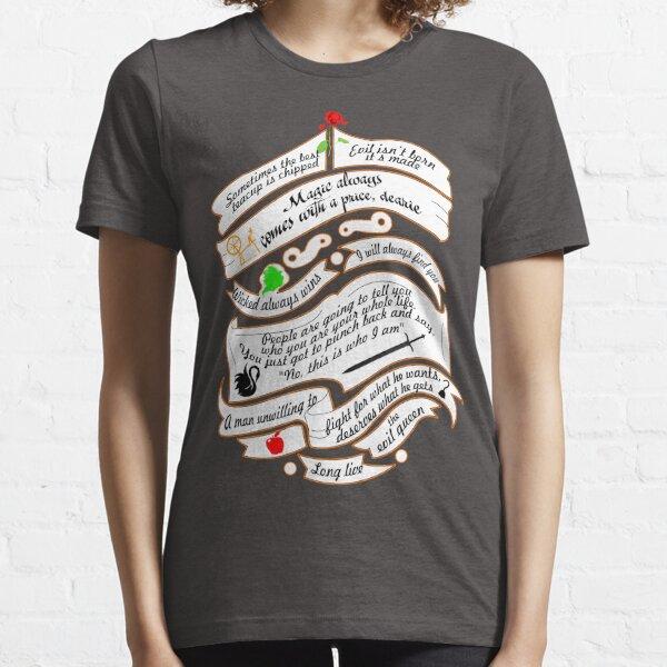 Quotes. Essential T-Shirt